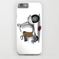 Vespa GS & Casual Stuffs iPhone 6 Slim Case