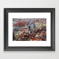 Lisbon 4 Framed Art Print