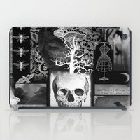 Crow And Lace iPad Case