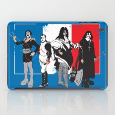 French Kissers iPad Case