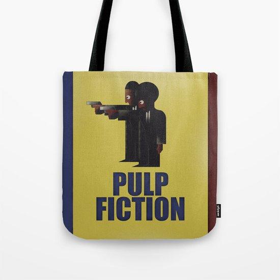 CASSANDRE SPIRIT - Pulp Fiction Tote Bag
