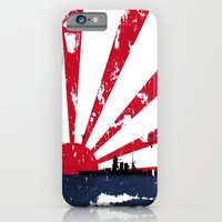iPhone & iPod Case featuring Imperial Japanese Navy by maclac