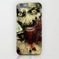 iPhone Cases featuring UNDEAD by Fresh Doodle - JP Valderrama
