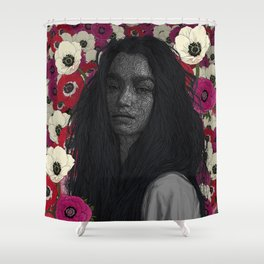 Shower Curtain - Introverted - PedroTapa
