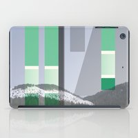 Rolling Through The Pine… iPad Case