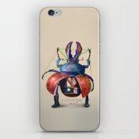 Beetle Stunt iPhone & iPod Skin