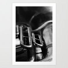 Tuba 2 Art Print
