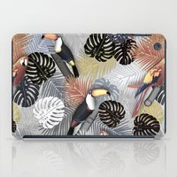 Tropical Birds iPad Case