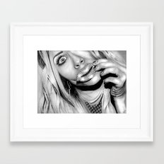 + The Lost Art of Keeping a Secret + Framed Art Print