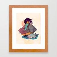 Sisters 1/5 Framed Art Print