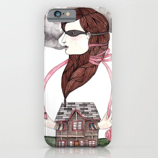 Little Smokes iPhone & iPod Case