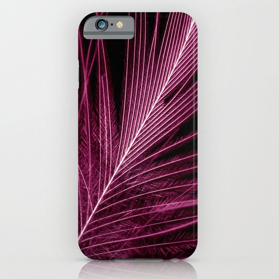 feather VI iPhone & iPod Case