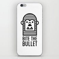 Bite The Bullet iPhone & iPod Skin
