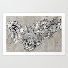 Laurenz Art Print