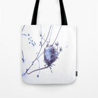 Traces Of Summer Tote Bag