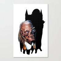 Crypt Keeper: Monster Ma… Canvas Print