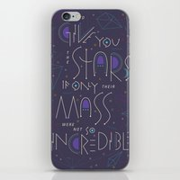 Haikuglyphics - Dear Som… iPhone & iPod Skin