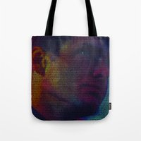 Deckard: Blade Runner Screenplay Print Tote Bag
