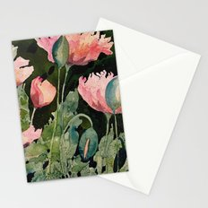 Popies Stationery Cards