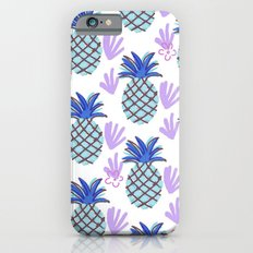 Blue Pineapple Slim Case iPhone 6s