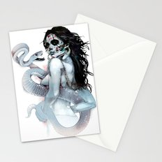 Voodoo Priestess Stationery Cards