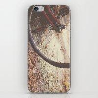 Bike Spokes  iPhone & iPod Skin
