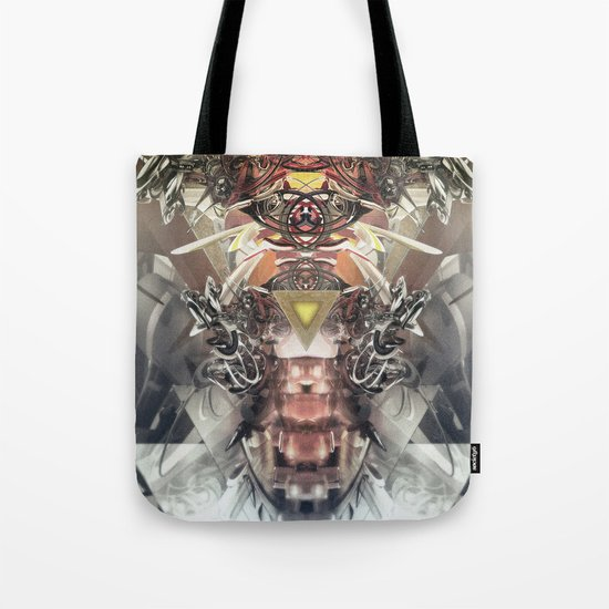 Avenging Angel Tote Bag