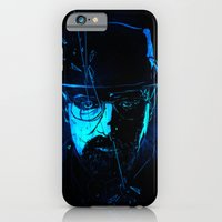 Mr. White (Crystal Blue) iPhone 6 Slim Case