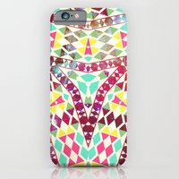 iPhone & iPod Case featuring Neon Bible by Kerim Cem Oktay