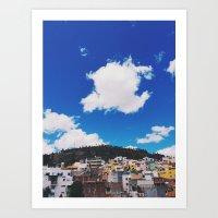 Beautiful Zacatecas Art Print