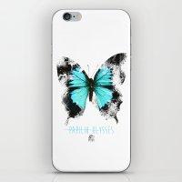 Butter Flies - Papilio_U… iPhone & iPod Skin
