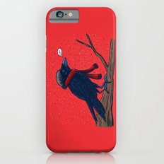 Annoyed IL Birds: The Crow Slim Case iPhone 6s