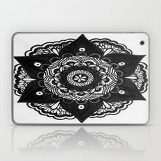 Flower Mandala Number 2 Laptop & iPad Skin