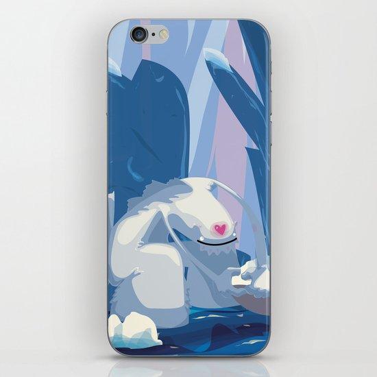 inside iceberg iPhone & iPod Skin