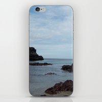 Out To Sea! iPhone & iPod Skin