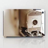 Polaroid 800 Vintage Cam… iPad Case