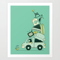 There's Still Room For O… Art Print