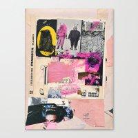 Blackwood Seven Canvas Print
