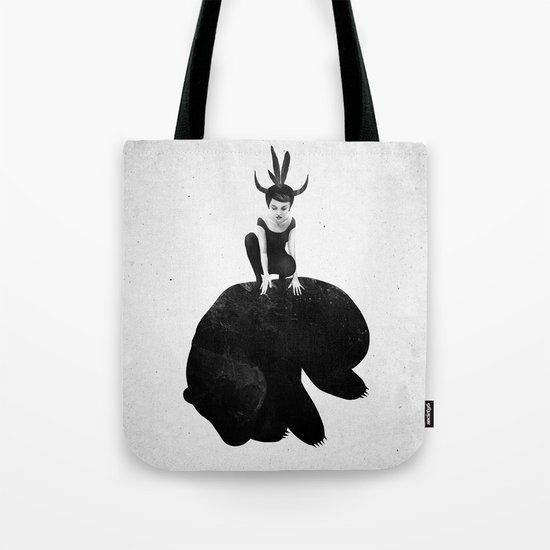 The Mound Tote Bag