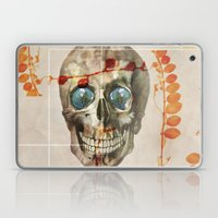 Skull#04 Laptop & iPad Skin