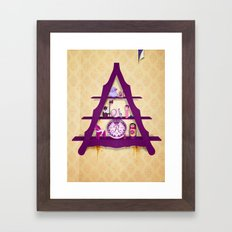 Ama'r Hylde Framed Art Print