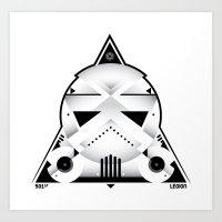 501st Legion Art Print