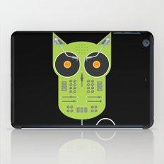 Owlbum Mixer iPad Case
