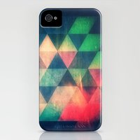 iPhone 4s & iPhone 4 Cases featuring Myss by Spires