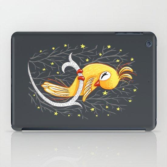 Magic Canary iPad Case