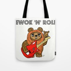 Ewok 'N' Roll Tote Bag