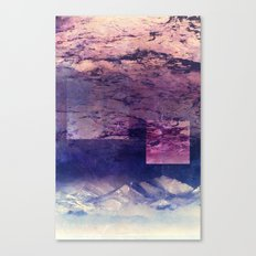 Oceans In The Sky Canvas Print