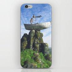 Marooned iPhone & iPod Skin