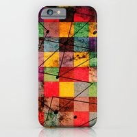 iPhone & iPod Case featuring shapes by mark ashkenazi