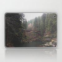 Bridge At Moulton Falls,… Laptop & iPad Skin
